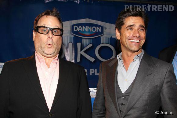 Dave Coulier et John Stamos en 2014.