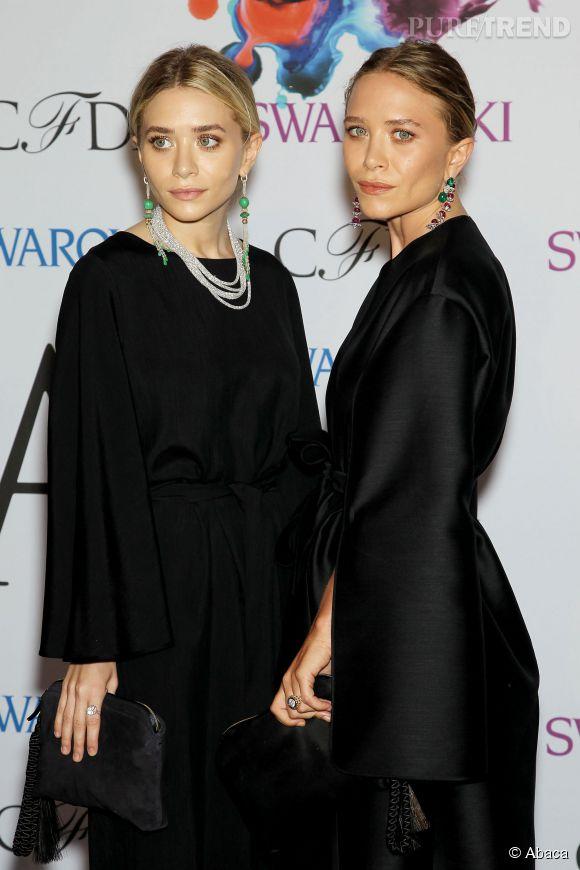 Ashley Olsen et Mary Kate Olsen en 2014.