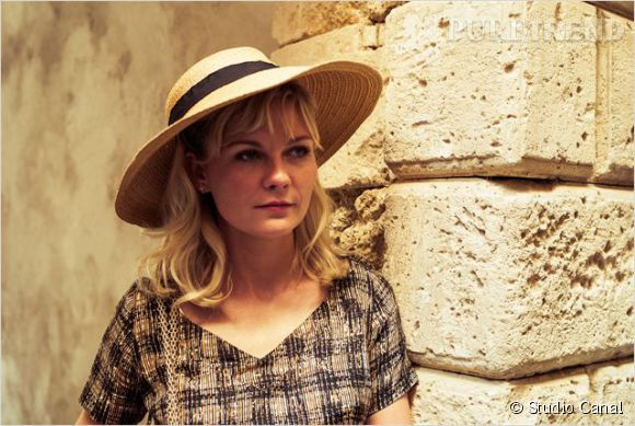 """""""Two Faces of January"""", ambiance sixties avec Kirsten Dunst."""