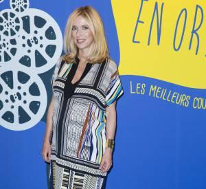 Léa Drucker au gala Panorama des Nuits en Or à Paris 16 juin 2014.