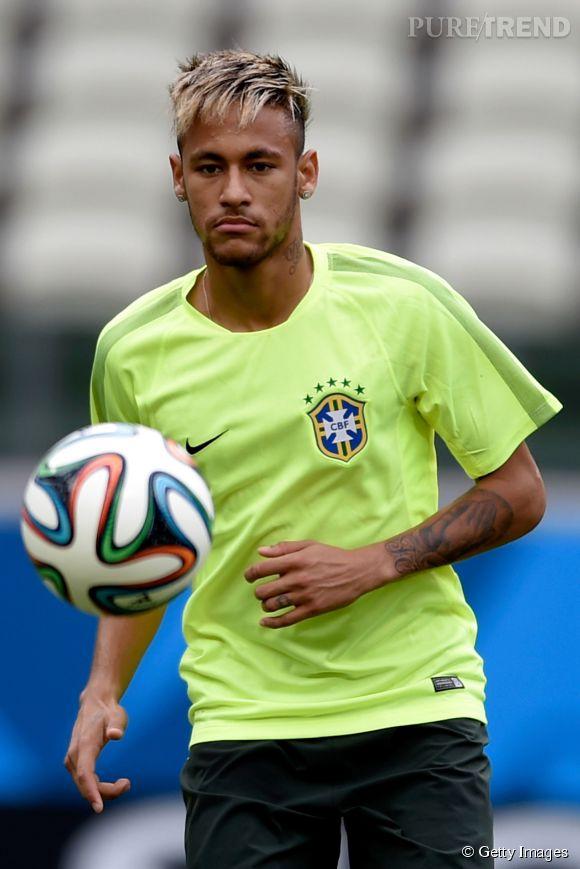 Neymary Et Blond Pour Le Mondial