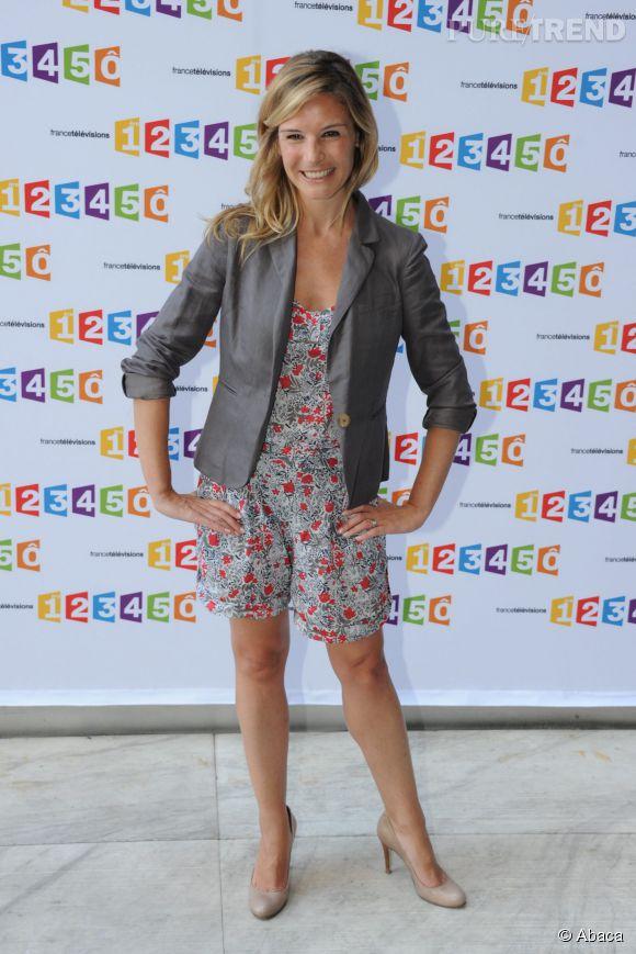 """Louise Ekland pourrait aussi être à la présentation de """"La France a un incroyable talent""""."""