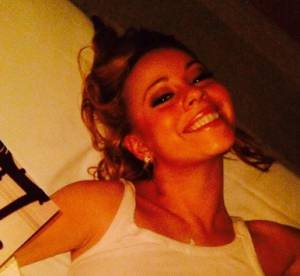 Mariah Carey recycle ses vieilles photos, oh la menteuse !
