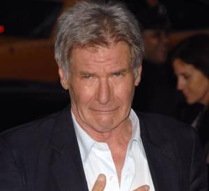 A 71 ans, Harrison Ford n'a plus autant de force qu'avant.