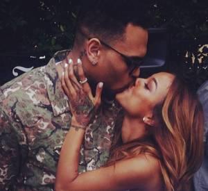 Pour réagir de cette manière, il semblerait que Chris Brown n'ait pas encore complètement oublié Rihanna malgré l'amour que lui porte Karrueche Tran.