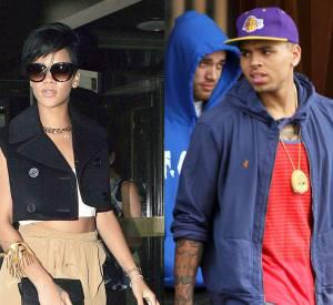 Chris Brown a demandé au DJ du Spot club de changer immédiatement de chanson lorsqu'il a entendu la voix de Rihanna.