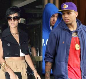 Chris Brown refuse d'écouter les chansons de Rihanna