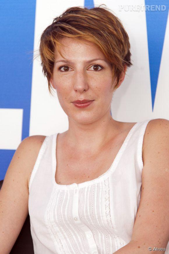 Natacha Polony sera au Grand Journal à la rentrée 2014.