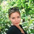 Ingrid Chauvin au troisième Festival de la fiction à Saint Tropez en septembre 2001.