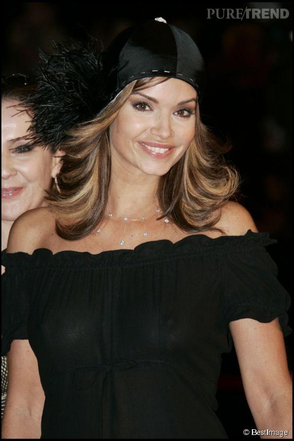 Ingrid Chauvin en 2006 pour les NRJ Music Awards à Cannes.