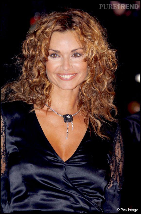 Ingrid Chauvin, un an plus tôr, toujours aux NRJ Music Awards dans le sud de la France en 2007.