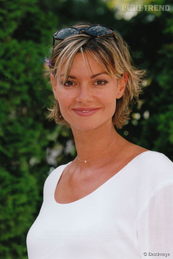 Ingrid Chauvin en 2001.
