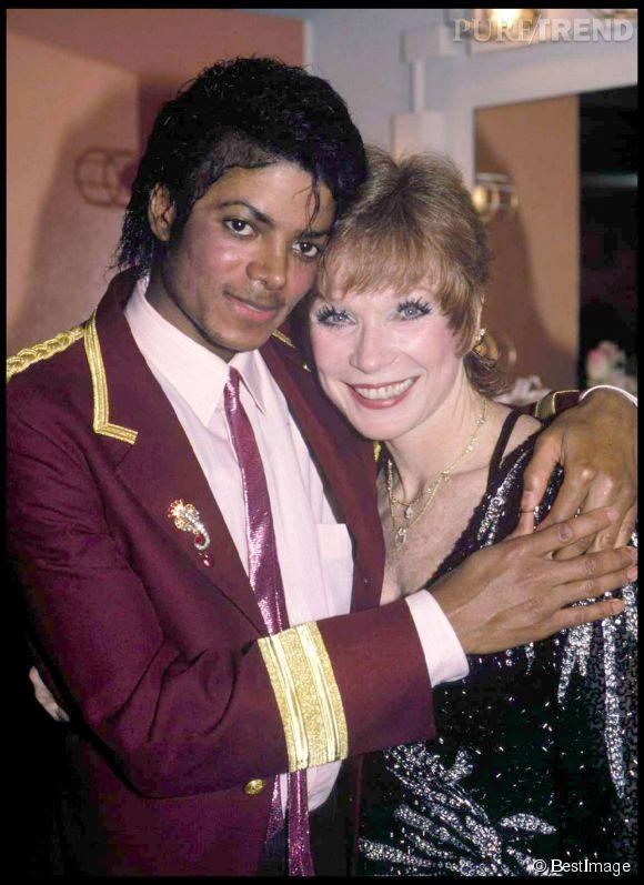 Déjà à l'époque de  Thriller , Michael Jackson avait commencé à changer de visage.