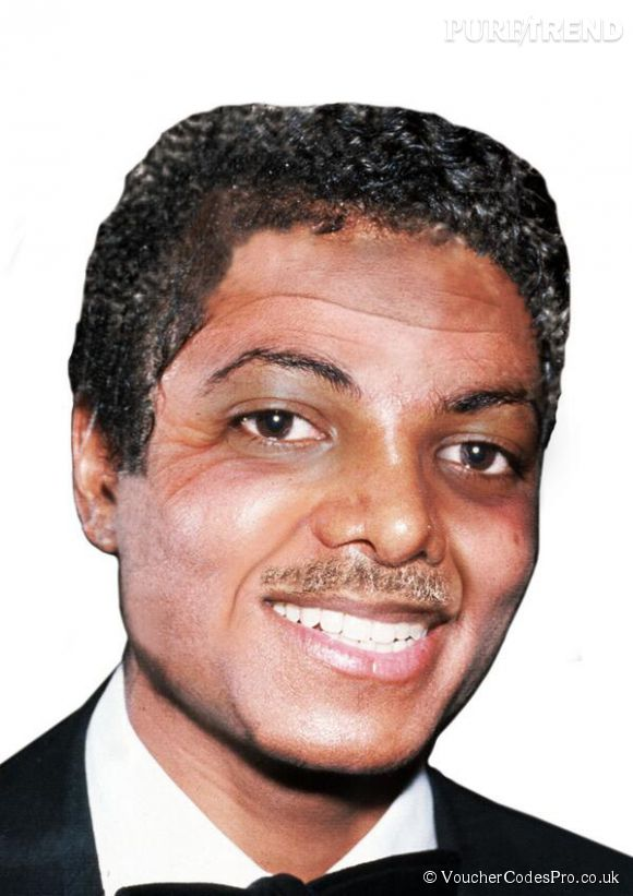 Le quotidien britannique Metro s'est permis de publier un photo-montage du visage de Michael Jackson, pour montrer à quoi il aurait pu ressembler à 50 ans sans chirurgie esthétique.