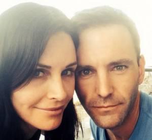 Courteney Cox : fiancée à Johnny McDaid sur Twitter !