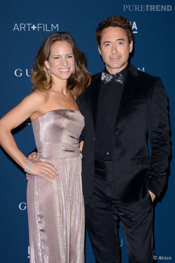 Robert Downey Jr culpabilise un peu, lui aussi était accro aux drogues dans le passé. Sa femme Susan Levin l'a aidé à remonter la pente.