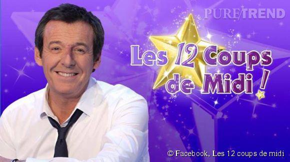 """Jean-Luc Reichmann, présentateur de l'émission """"Les 12 coups de midi"""" sur TF1, est l'animateur préféré des Français."""