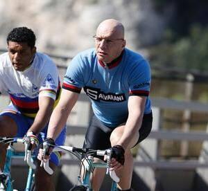 La dernière échappée : Samuel Le Bihan métamorphosé en Laurent Fignon