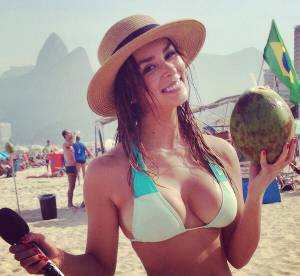 Jhendelyn Nunez : la journaliste classée X du Mondial 2014