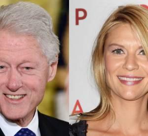 Pour Bill Clinton la meilleure série reste sans aucun doute Homeland. L'ancien président a même tenu à rencontrer Claire Danes pour la féliciter.