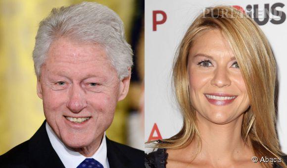 Pour Bill Clinton la meilleure série reste sans aucun doute  Homeland . L'ancien président a même tenu à rencontrer Claire Danes pour la féliciter.