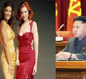 Kim Jong-Un serait prêt à executer les fans de la série Desperate Housewives en Corée du Nord...
