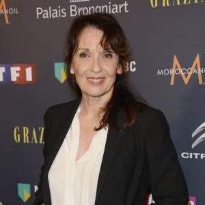 Chantal Lauby, une actrice déjantée mais une maman stricte.
