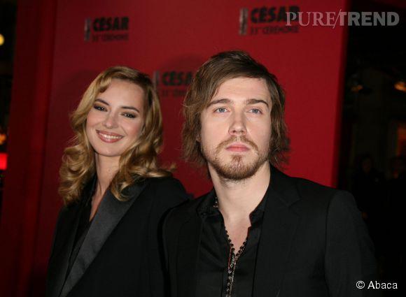 Louise Bourgoin et Julien Doré. Ils sont restés ensembre 3 ans, avant de se séparer en 2010.
