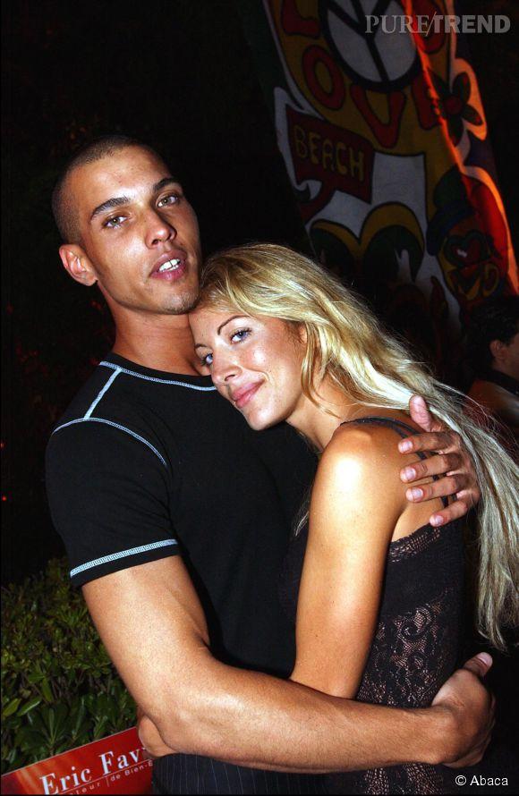 On espère aussi que Loana retrouvera l'amour. Ici en 2002 avec son ancien petit copain, membre du groupe G-Squad (qui a d'ailleurs fait son coming out il y a peu).