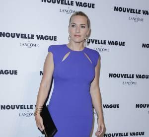 Kate Winslet : des courbes divines pour la soirée Nouvelle Vague Lancôme