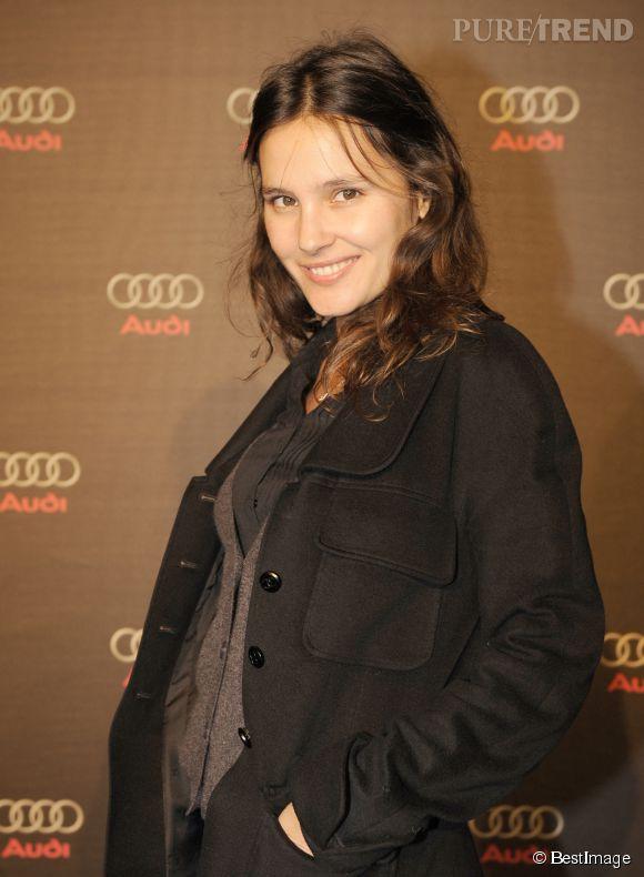 Virginie Ledoyen lors d'une soirée Audi Talents Awards en 2008.
