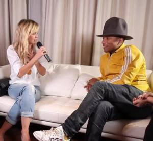 Enora, son comportement aguicheur avec Pharrell Williams : 'J'ai une scoliose'