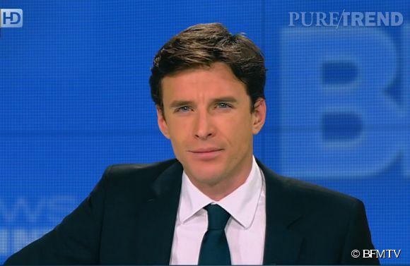 François-Xavier Ménage prendra la tête de Capital sur M6 dès dimanche prochain.
