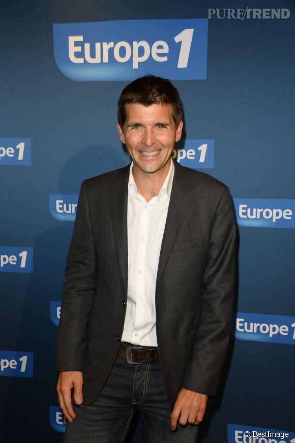 Thomas Sotto souhaite se concentrer sur la matinale qu'il anime sur Europe 1.