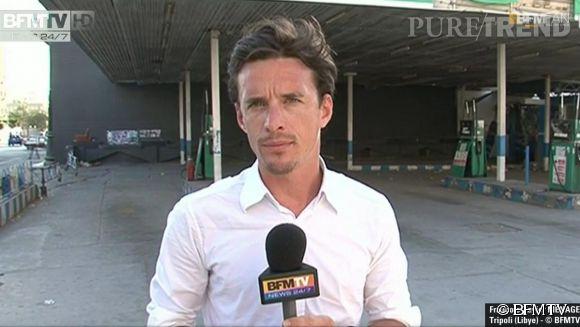 François-Xavier Ménage était envoyée spécial pour BMF TV depuis 6 ans.