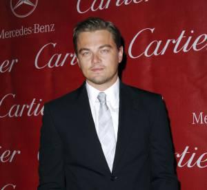 Leonardo DiCaprio élu star la plus intelligente de Twitter !
