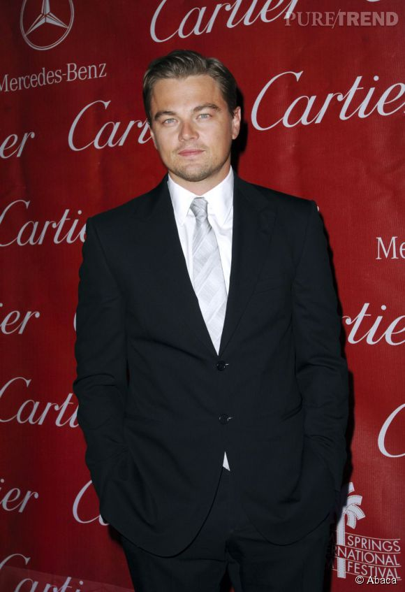 Leonardo DiCaprio serait la star la plus intelligente de Twitter.
