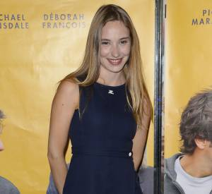 """Déborah François à l'avant-première du film """"Maestro"""" ce jeudi 17 juillet 2014."""