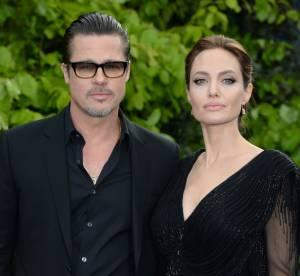 """Angelina Jolie et Brad Pitt, ensemble à l'écran 10 ans après """"Mr & Mrs Smith"""""""