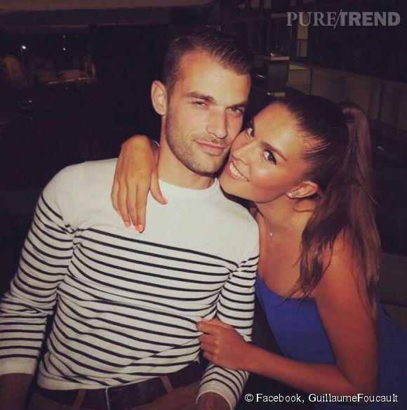 Guillaume Foucault est le nouveau danseur recruté par TF1 pour la saison 5 de DALS. A gauche, sa petite amie, le jolie danseuse Candice Gavalon.