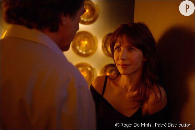 """Sophie Marceau dans """"Une rencontre""""."""