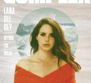 Lana Del Rey en couverture de Complex numéro août/septembre 2014.