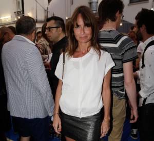Axelle Laffont lors d'une soirée du BHV en 2014