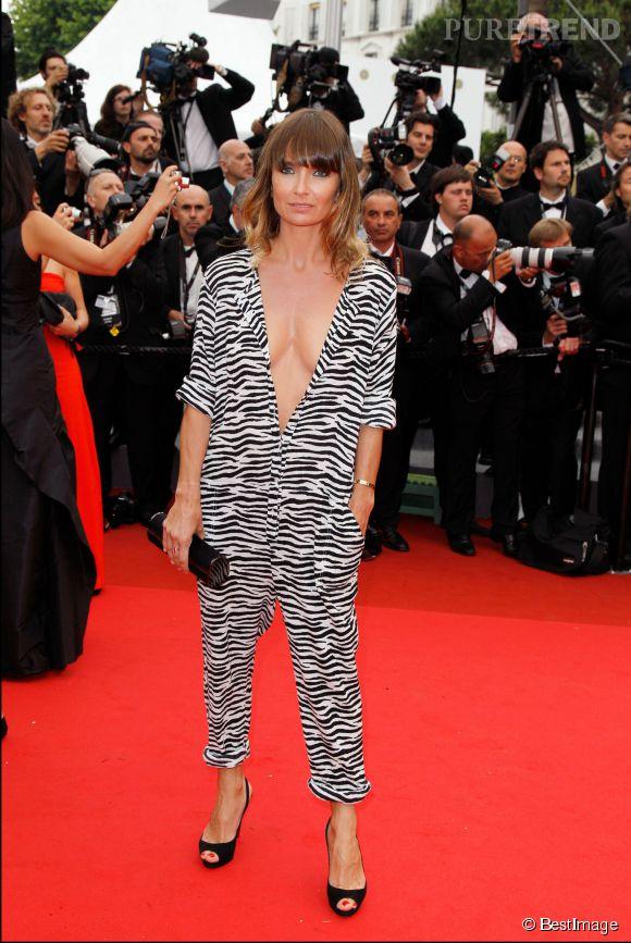 Axelle Laffont à Cannes en 2011.
