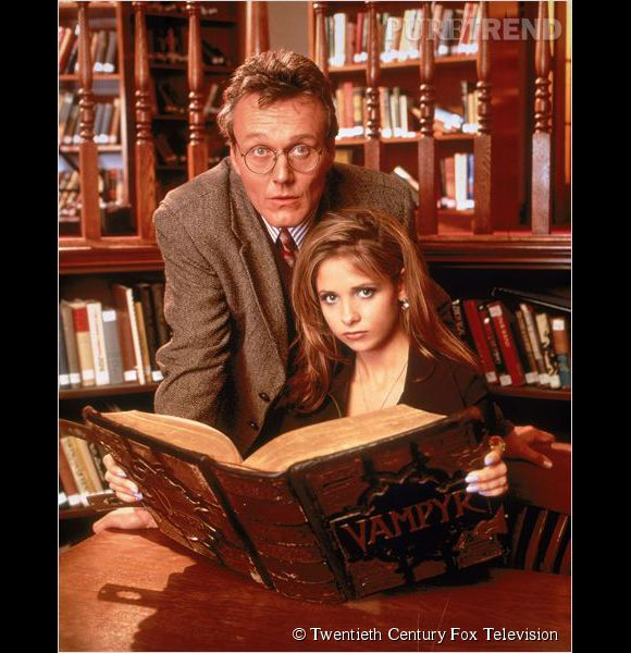 Sarah Michelle Gellar et Anthony Head enfin réunis !