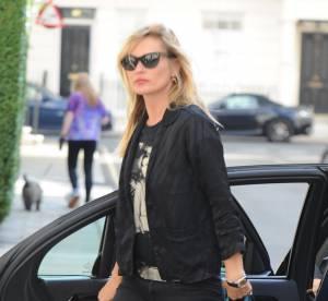 Kate Moss : son look zéro faute passe à l'heure d'été, à shopper !