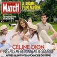 Le Paris Match du 31 juillet 2014 dans lequel retoruvé l'interview confession de Béatrice Dalle.