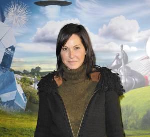 Evelyne Thomas lors des 25 ans du Futuroscope de Poitiers en décembre 2011.