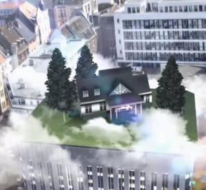Secret Story 8 : un incendie ravage la maison des secrets !