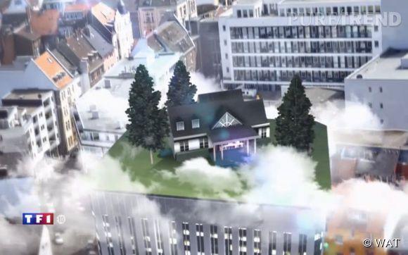 """Dans cette 8ème édition de """"Secret Story"""", la maison est entourée de nuage, et si elle partait en fumée ?"""